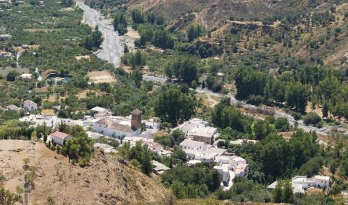 Accommodation in Cádiar