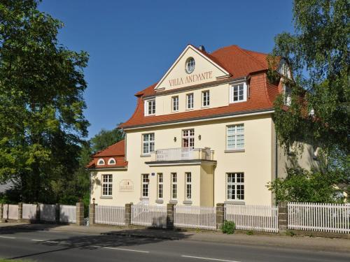 . Villa Andante Apartmenthotel