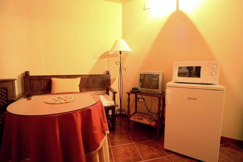 Hotel-overnachting met je hond in La Boticaria Casa Rural Apartamento - Descargamaría