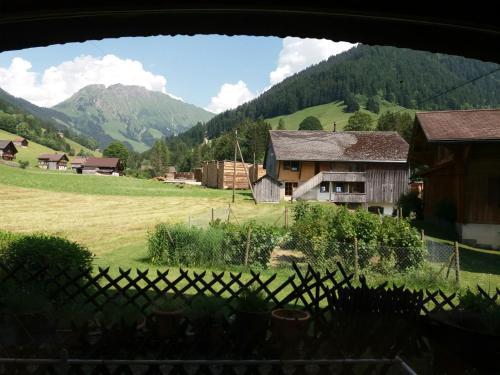 Accommodation in L'Etivaz