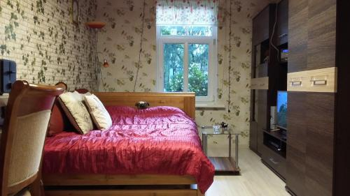 . Small and cozy studio apartment