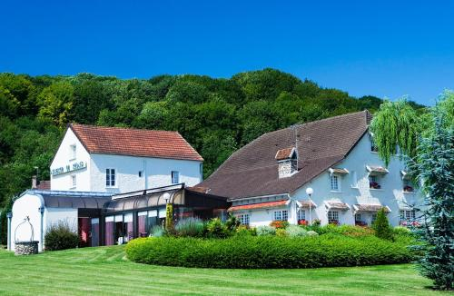 Hotel-overnachting met je hond in auberge le relais - Reuilly-Sauvigny
