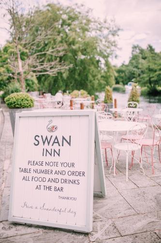 Swan Hotel & Spa, Newby Bridge, Cumbria LA12 8NB, England.