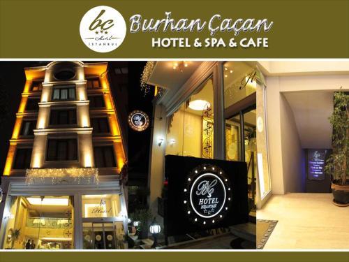 Istanbul BC Burhan Cacan Hotel & Spa & Cafe online rezervasyon