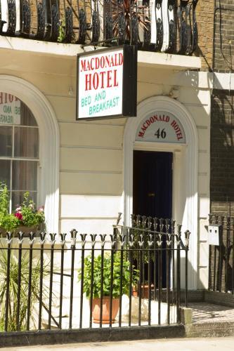 Macdonald Hotel, Bloomsbury