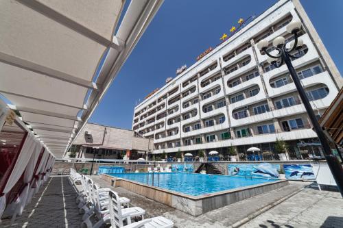 . Hotel Osh-Nuru