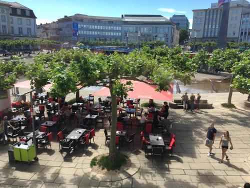 Ferienwohnung Waffel Café Zentral