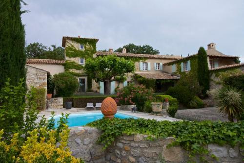 Villa Rustica la Tulisse - Chambre d'hôtes - Vaison-la-Romaine