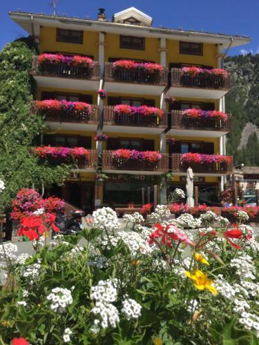 Albergo Alpenrose Ski&Bike Mountain Hotel - Gressoney-Saint-Jean