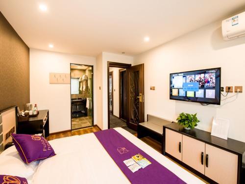 Фото отеля Flower Beauty and View Hotel Chengde Resort Brand