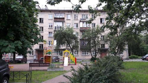 Apartment Ohta Апартаменты с балконом