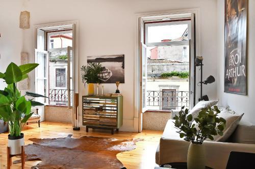 Liiiving in Porto | Aliados Design Apartment Hovedfoto