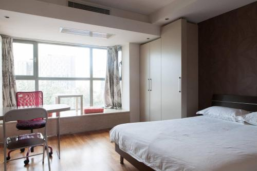 Beijing Yasiming Haisheng Service Apartment photo 33