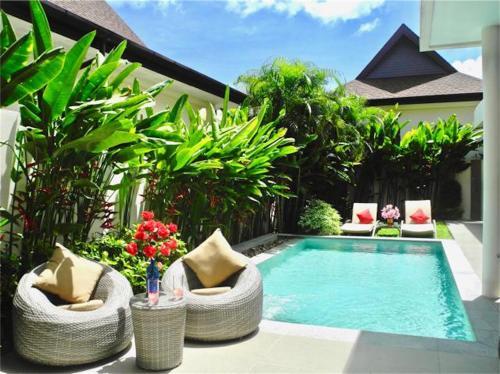 Ka Villa Rawai : Peaceful 4 Bedrooms Ka Villa Rawai : Peaceful 4 Bedrooms