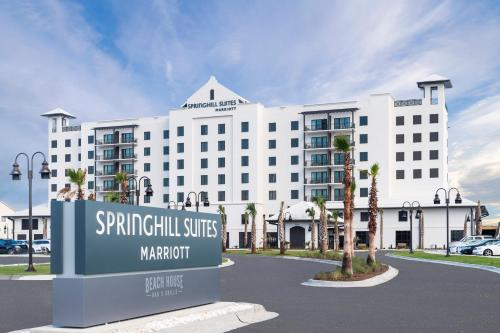 Hotel Springhill Suites By Marriott Navarre Beach