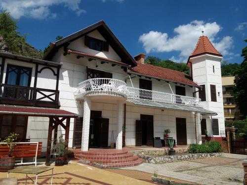 Hotel-overnachting met je hond in Valcsics Villa Panzió - Pécs