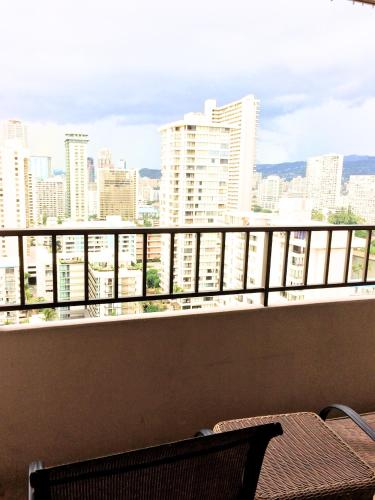 Royal Kuhio 2114 - FREE PARKING - Honolulu, HI 96815