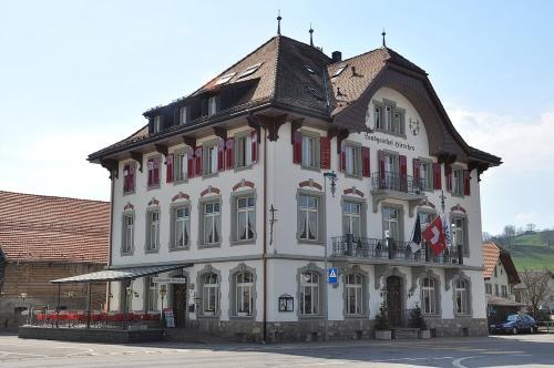 Landgasthof Hirschen Plaffeien - Hotel