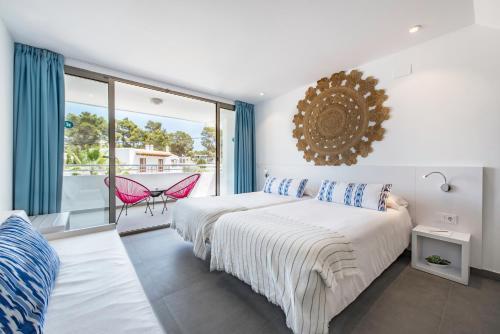 Hotel Apartamentos Marina Playa - Adults Only salas fotos