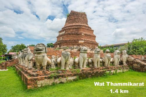 Early Bird Hostel Ayutthaya photo 35