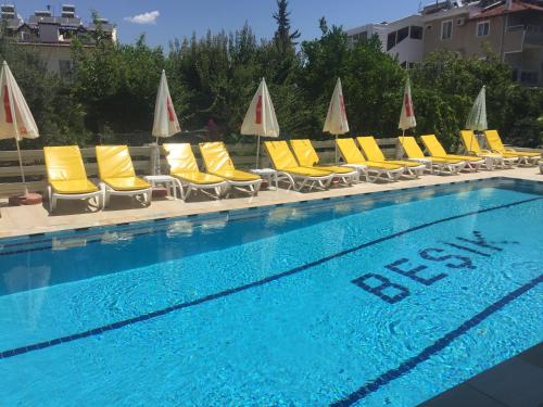 Fethiye Besik Hotel ulaşım