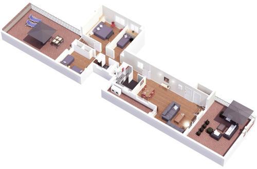 Bcn Paseo De Gracia Rocamora Apartment photo 229