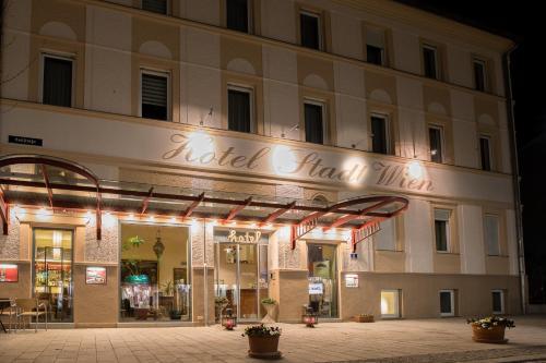 . Hotel Stadt Wien