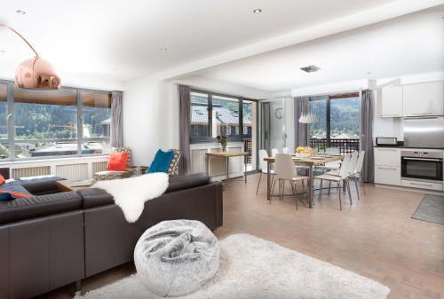 Concordia apartment Chamonix