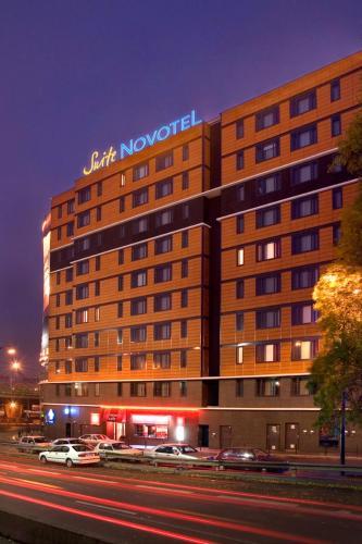 Novotel Suites Paris Nord 18ème photo 30
