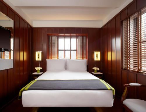 Hudson New York, Central Park Улучшенный номер с кроватью размера