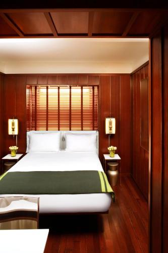 Hudson New York, Central Park Стандартный номер с кроватью размера
