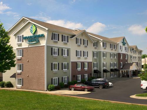 . WoodSpring Suites Kansas City Liberty