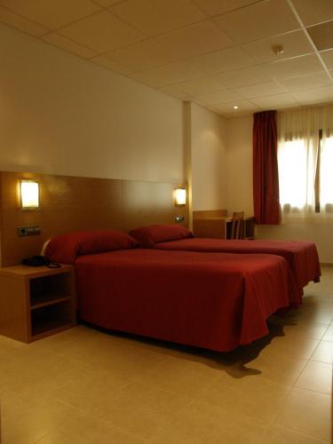 . Hotel Font del Pla