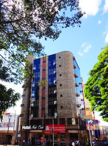 . Hotel Monte Carlo Uberaba - Próximo ao Hospital UFTM , Hospital Dr Hélio Angotti e Hospital Regional Uberaba