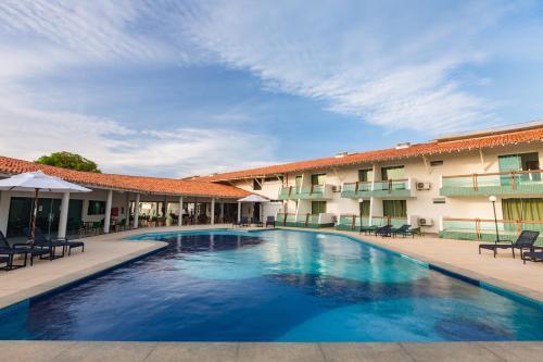 . Arrey Hotel Beach