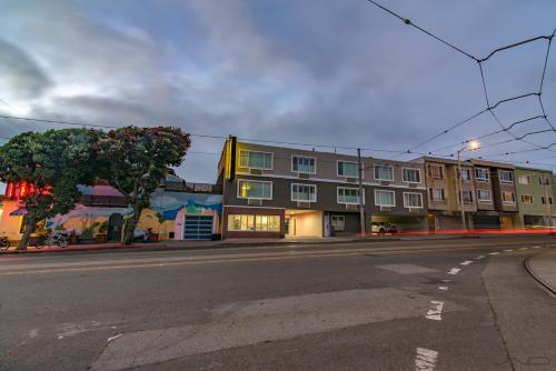 Seascape Inn -A Fairbridge Hotel 4340 Judah St San Francisco