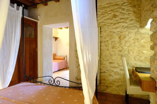 Suite Junior Familiar Can Lluc Hotel Rural 11