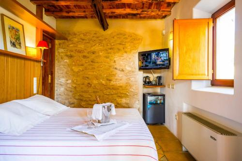 Habitación Doble Estándar Can Lluc Hotel Rural 7
