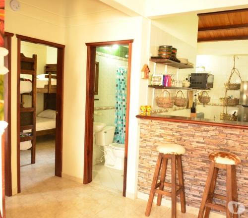 HotelBoutique Rustic Apartment