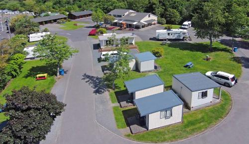 Leith Valley Holiday Park And Motels, Otago Region