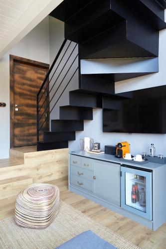 Suite Deluxe con terraza Hotel Can Casi 3