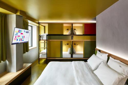 YOOMA Urban Lodge - Hôtel - Paris