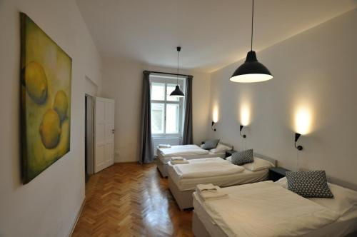Apartamentos Central Spot Prague Apartments