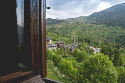 Doppel-/Zweibettzimmer mit Bergblick Hotel Santa Maria Relax 8