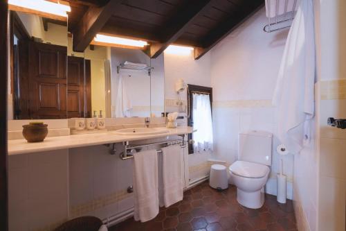 Doppelzimmer mit Bergblick Hotel Santa Maria Relax 17