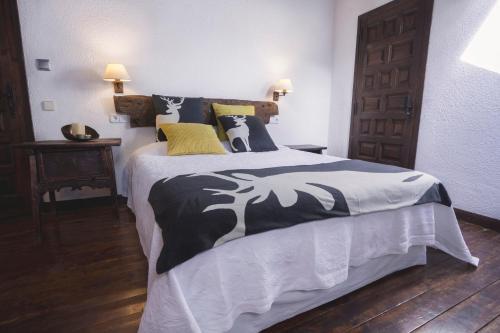 Doppelzimmer mit Bergblick Hotel Santa Maria Relax 13