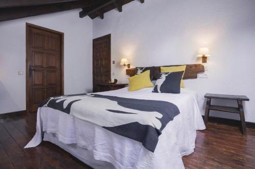 Doppelzimmer mit Bergblick Hotel Santa Maria Relax 12