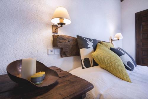 Doppelzimmer mit Bergblick Hotel Santa Maria Relax 14