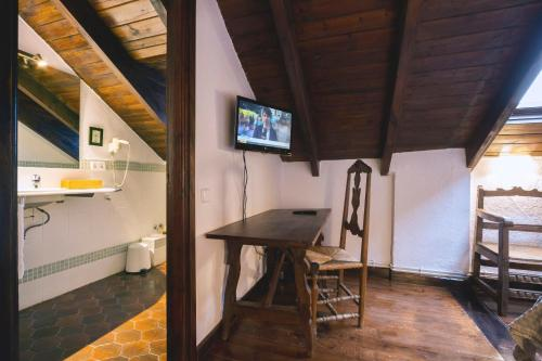 Doppel-/Zweibettzimmer mit Bergblick Hotel Santa Maria Relax 12