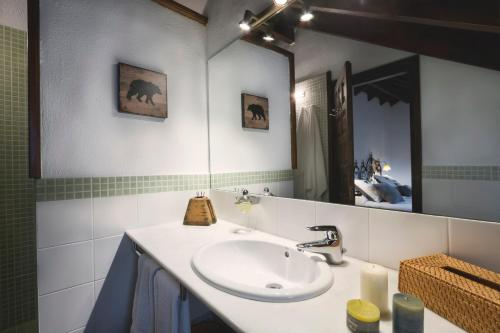 Doppel-/Zweibettzimmer mit Bergblick Hotel Santa Maria Relax 7